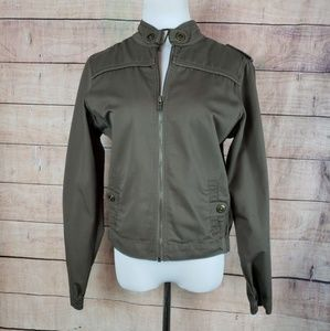Volcom Frochickie 2 Military Style Jacket